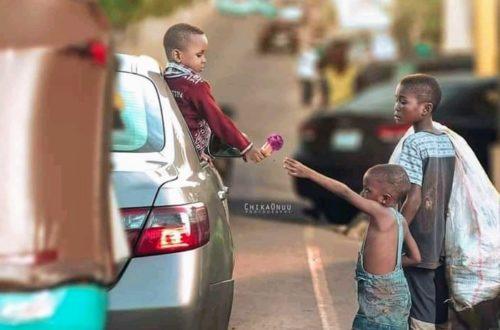 Article : Il y a beaucoup de bonheur à donner…