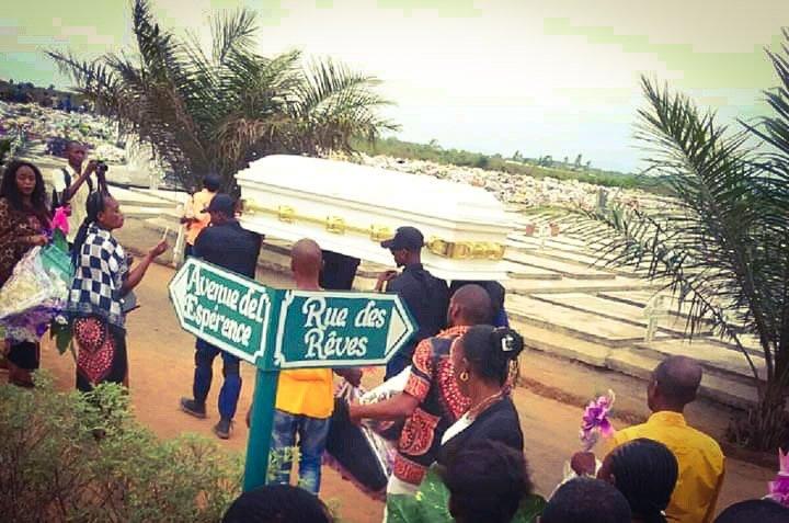 Enterrement à Kinshasa