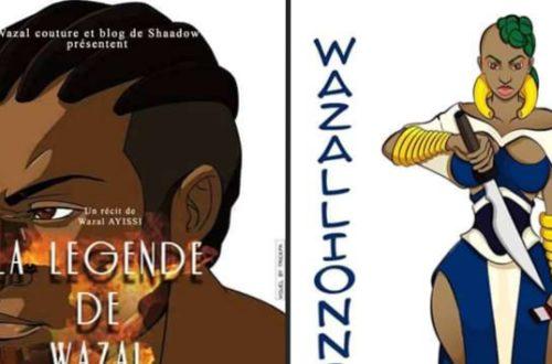 Article : 9e Art : «La légende de Wazal», bande dessinée d'Ayissi Nga à lire