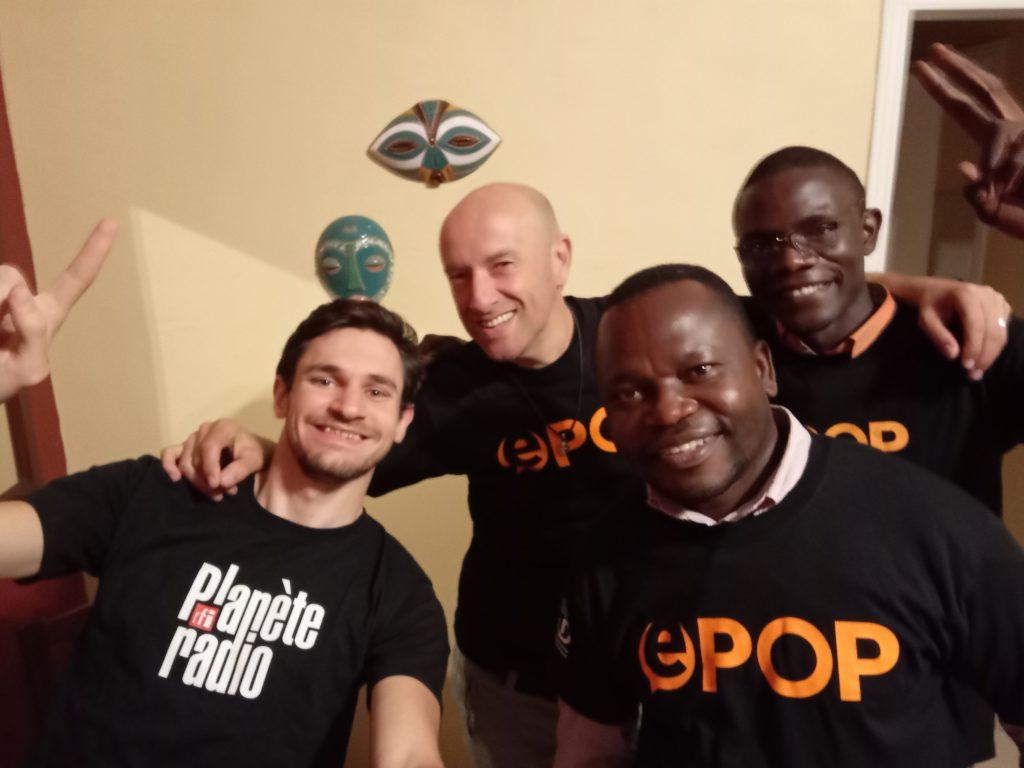 ePOP en RDC