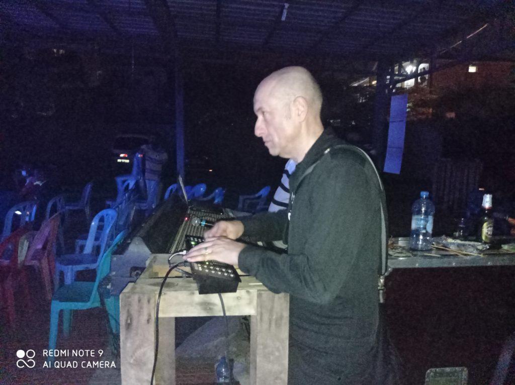 Soirée Rd2c : Max Bale anime le public avec la musique